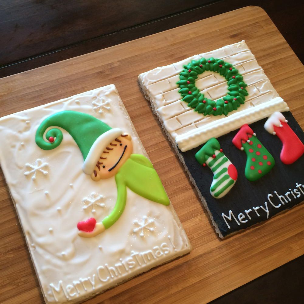 Cookie Greeting Cards