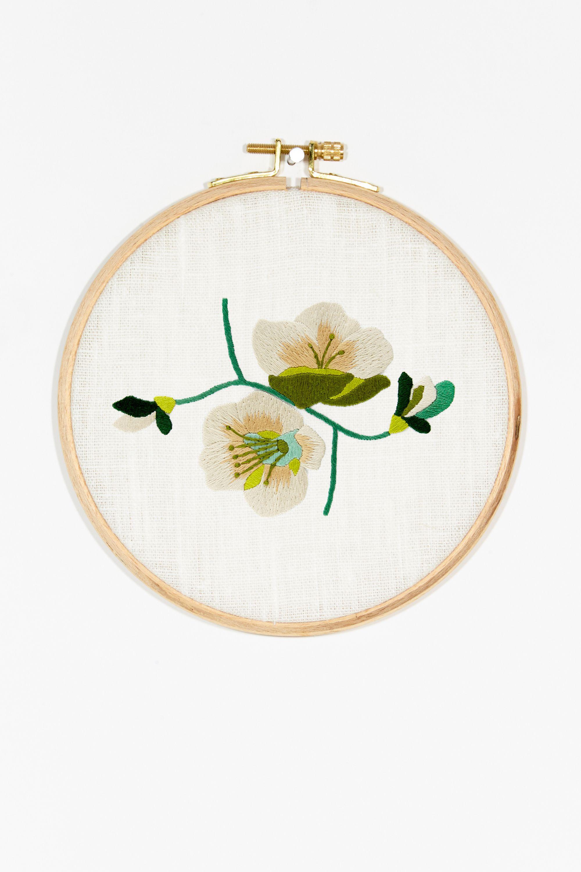 Flower Power Magnolia - Motif - Fleurs & Jardin - A télécharger gratuitement chez DMC
