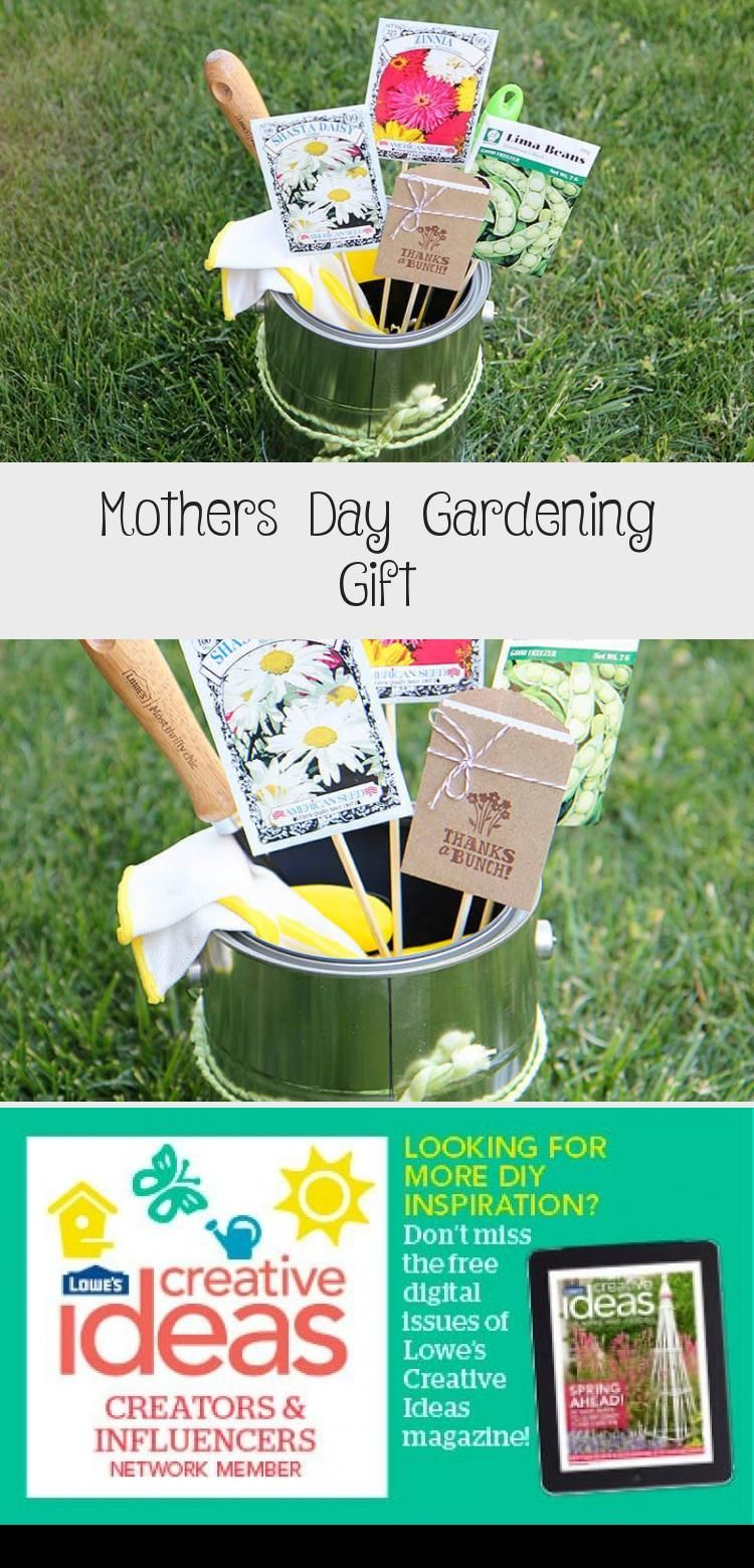 Mothers Day Gardening Gift In 2020 Garden Gifts Gifts