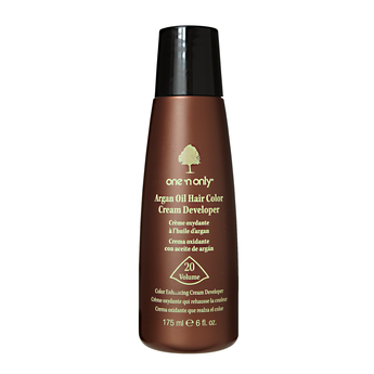 One N Only Argan Oil Hair Color Cream Developer 20 Volume Argan Oil Hair Color Argan Oil Hair Hair Color Cream