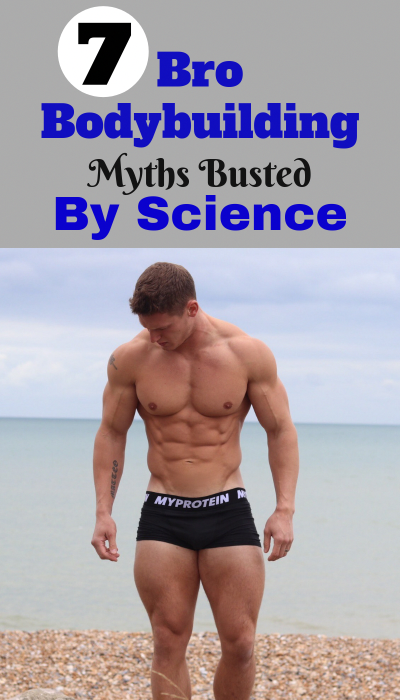 """""""Bioscience is the predominant brand of reasoning in bodybuilding circles where the anecdotal report..."""