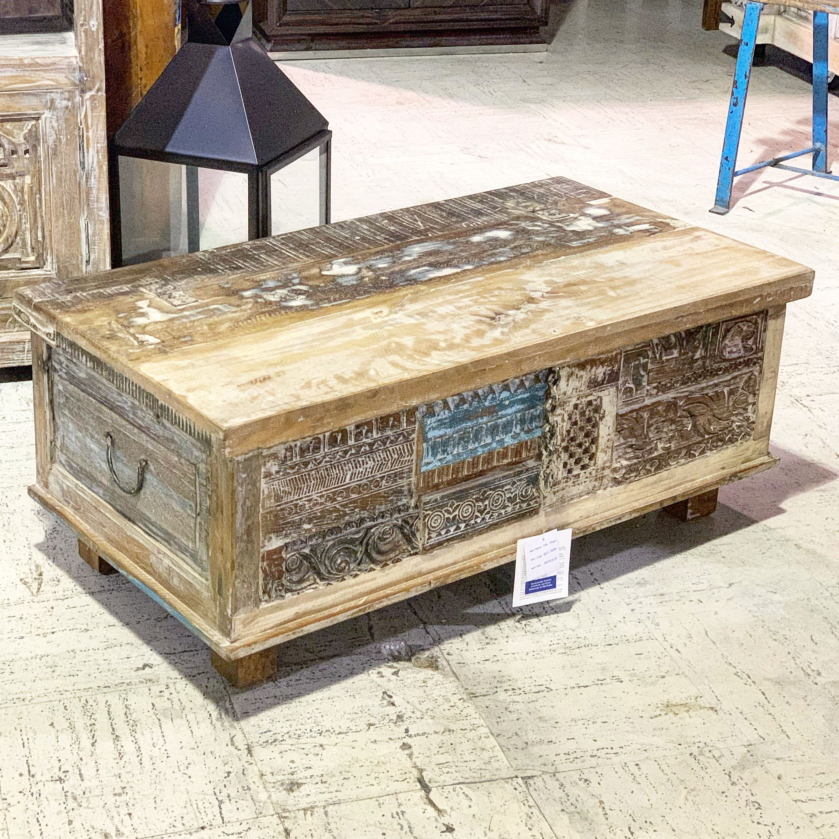 - Pin On Interesting Coffee Tables And Trunks