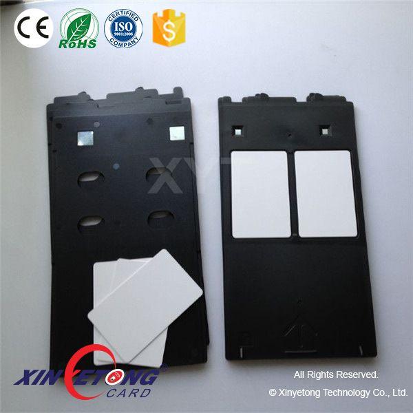 Canon Epson Printer Printable Tk4100 Inkjet Id Card Direct Factory Cards Inkjet Plastic Card