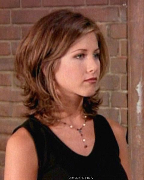 Most Popular Haircut: The Rachel - Jennifer Aniston Hairstyles