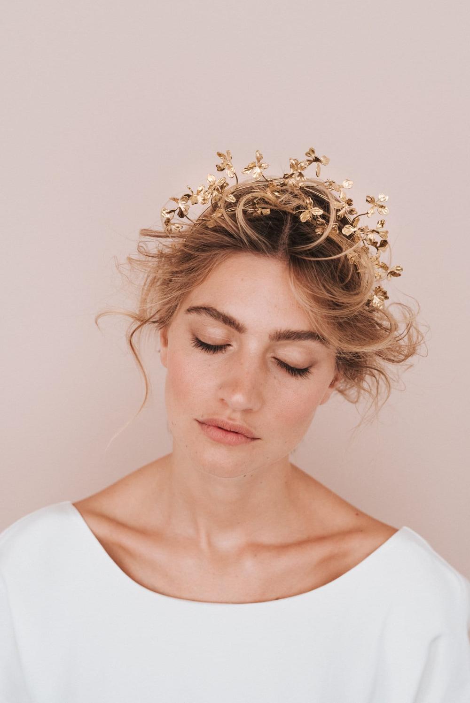 Maison Sabben Campaign 2019 Nessa Buonomo Inspiration Cheveux Maquillage Cheveux Coiffure Mariage