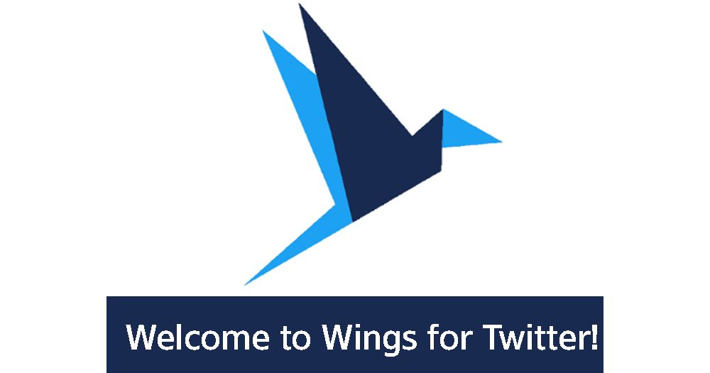Smartphone App: Wings for Twitter, a new twitter client released in