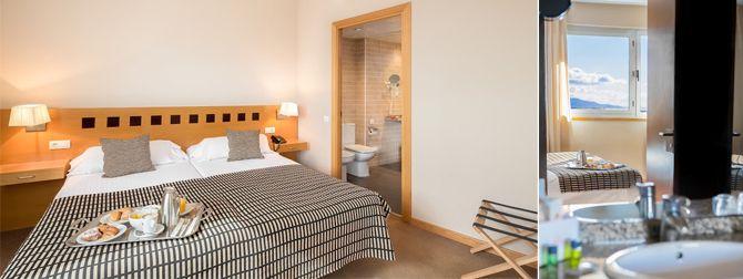 Minimal standar room - Costa Dorada #Spain
