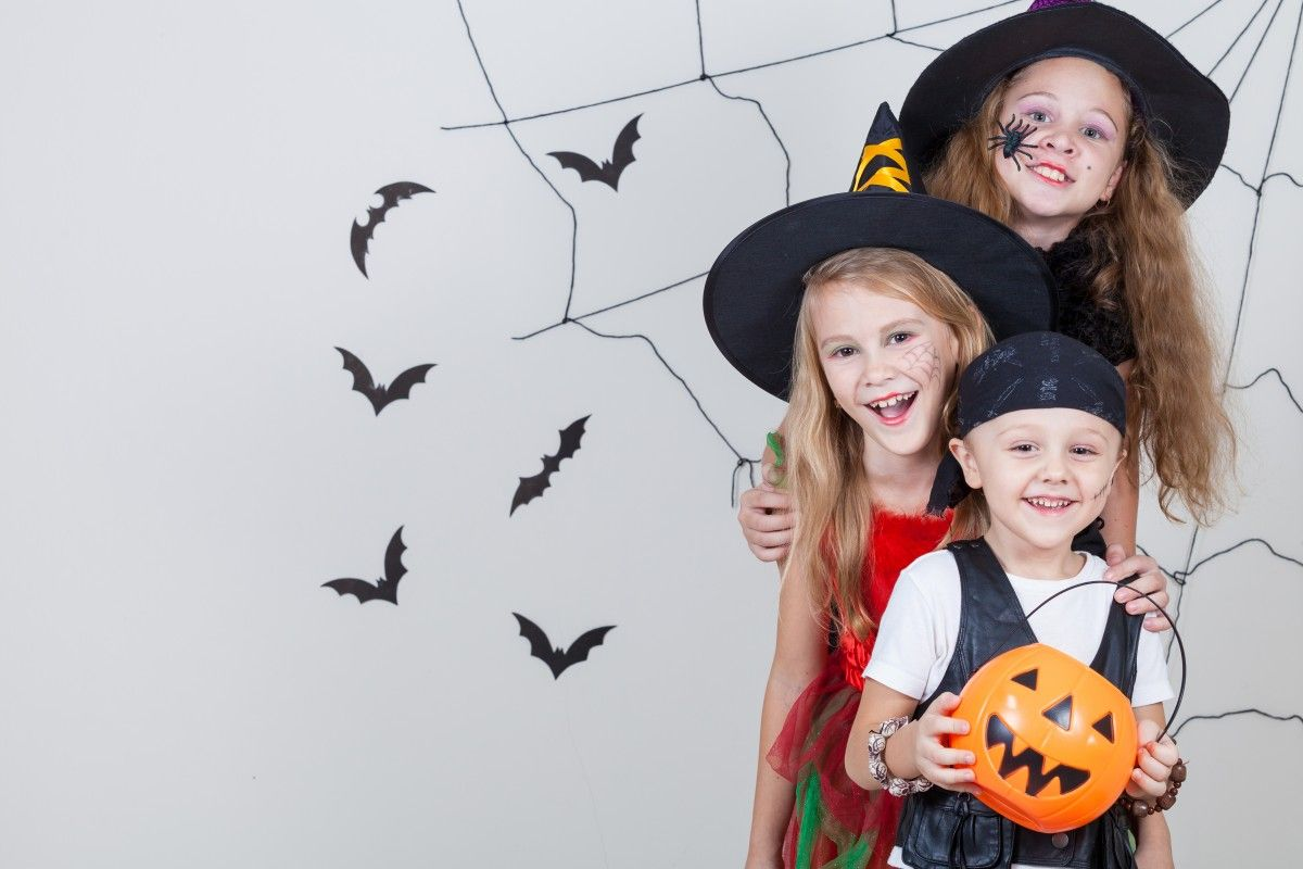Halloween Party Games and Craft Ideas For Children