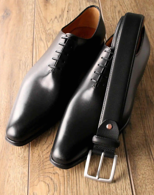 Benson Wholecut Oxford Black in 2020 Men's wedding shoes