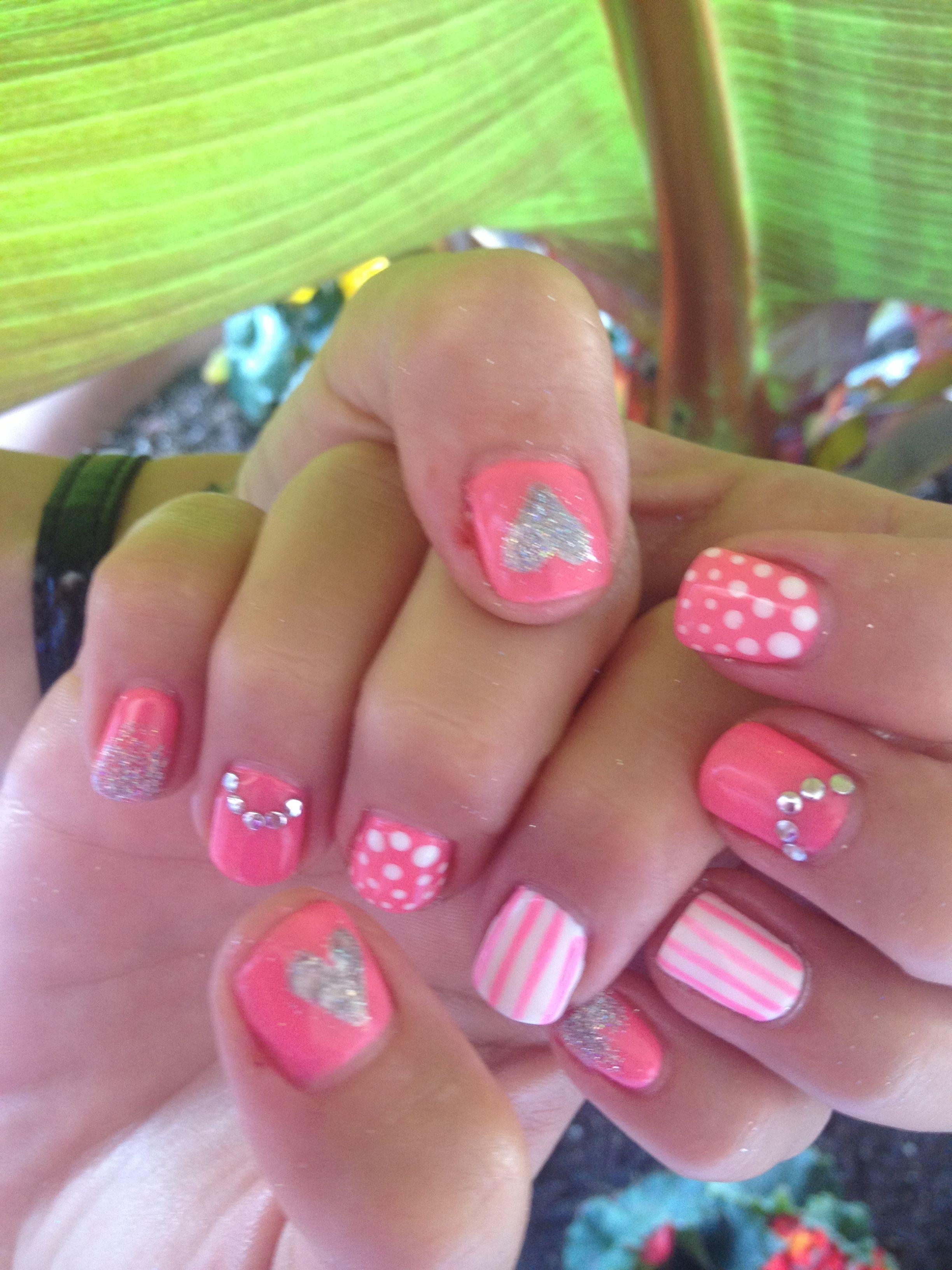 Gel nails by Erin Hart at The Nail Lounge in Costa Mesa | Nails ...