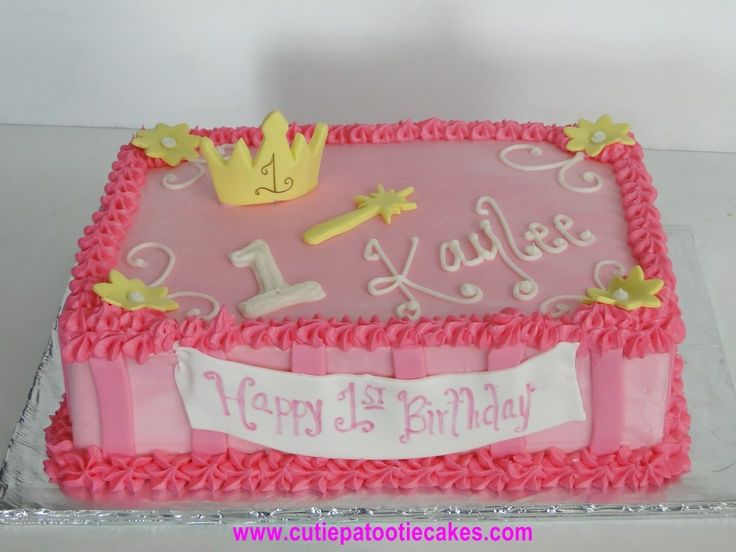 Princess bday cake or babyshower Party Ideas Themes
