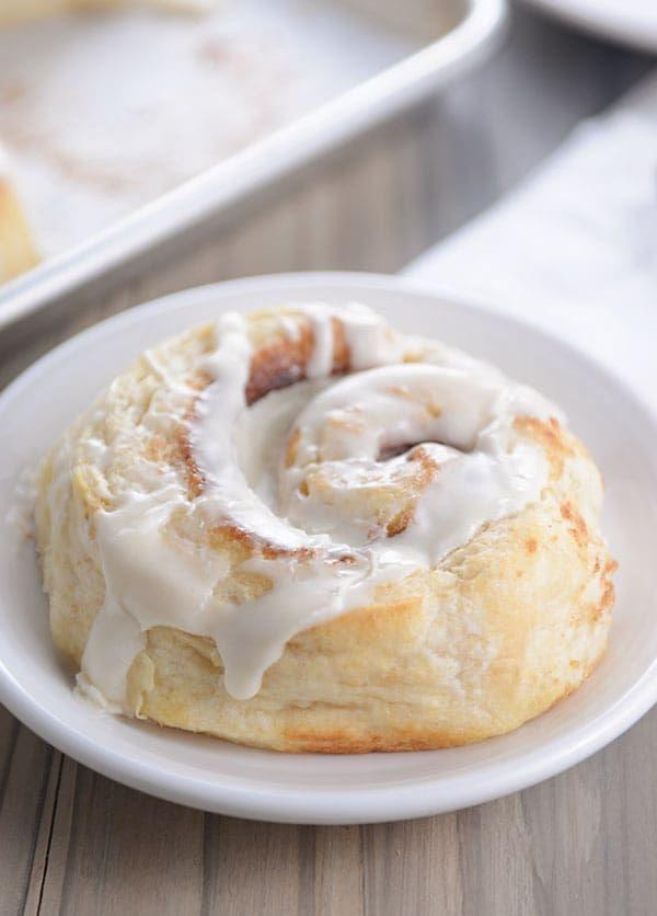 Biscuit Cinnamon Rolls No Rising Mel S Kitchen Cafe Recipe Cinnamon Rolls Biscuit Cinnamon Rolls Cinnamon Rolls Homemade
