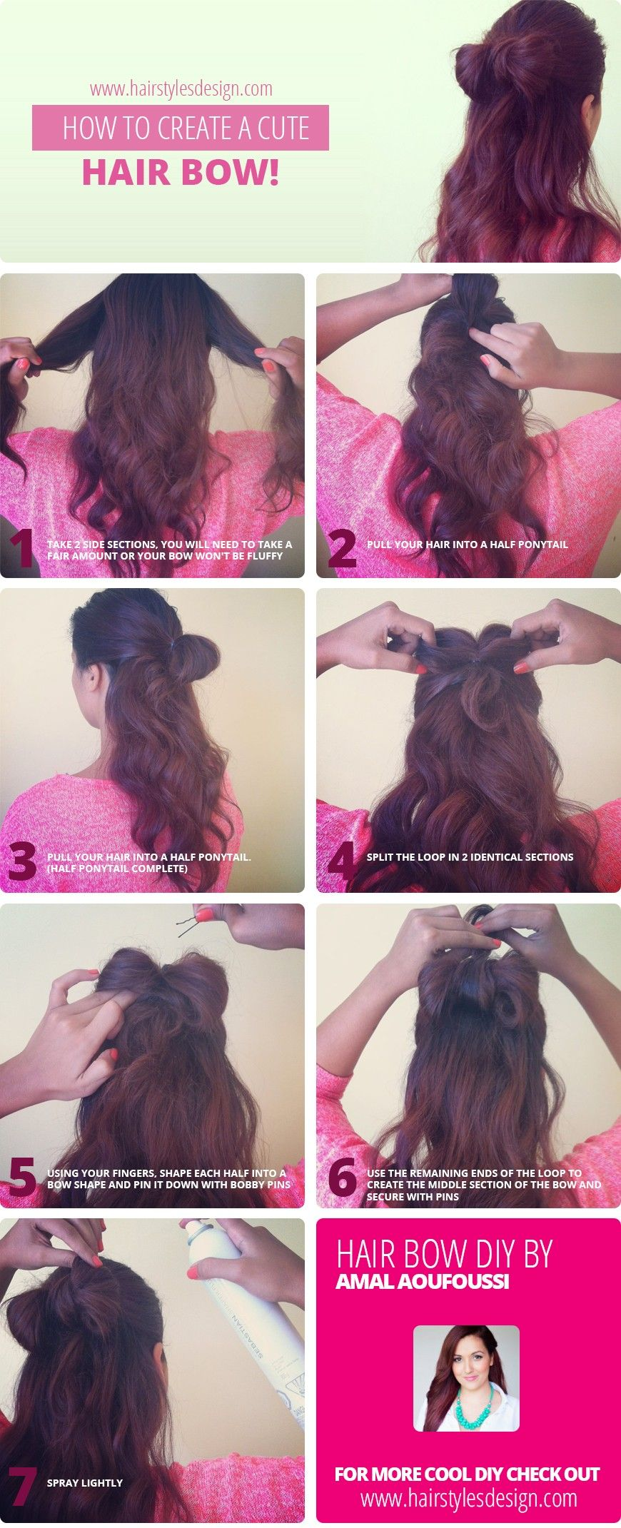 Cool bow hairstyles jade wants to do on me dream wardrobe