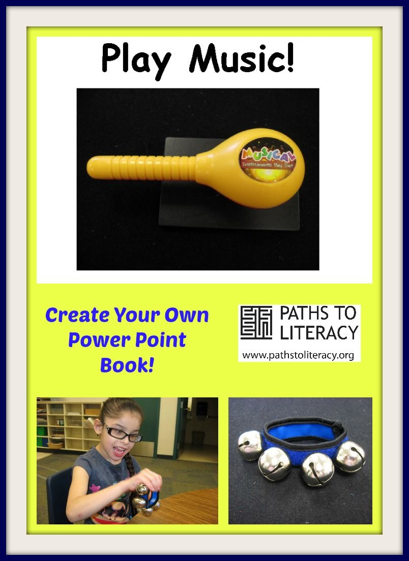 Books on physical therapy - Create Simple Books With Your Students Using Photos And Reflections From Their Sensory Activities Music Therapyphysical