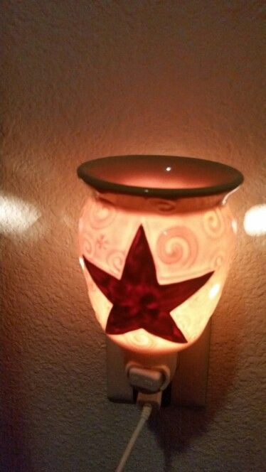 Rustic Star Nightlight Makesscentswrightscentsyus Facebook TiffanyYourScentsyLady