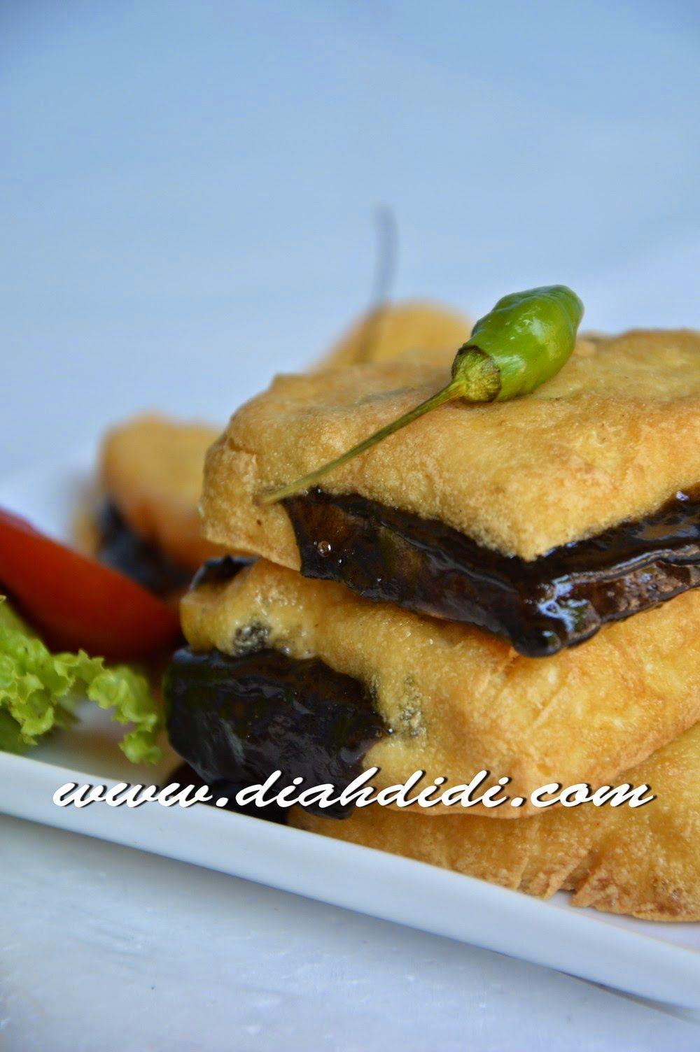 Diah Didi's Kitchen Tips Membuat Tahu Petis Semarangan