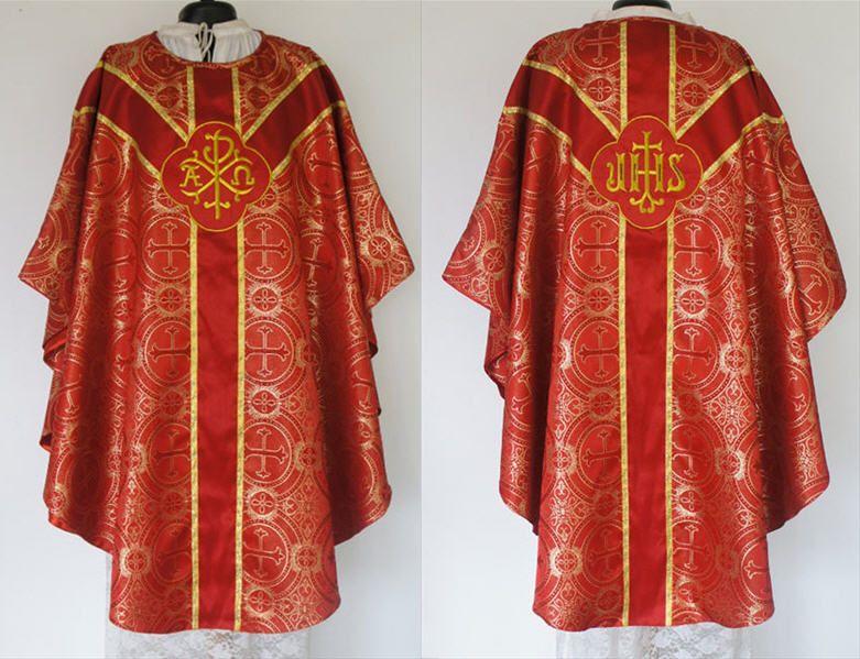 CATHOLIC LITURGICALS :|: Mass Vestments | Vestment ...