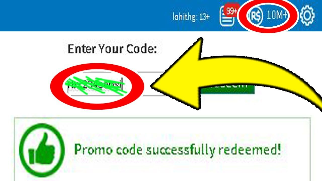 *HURRY* NEW ROBLOX PROMOCODE WILL GIVE YOU 350000 FREE ROBUX ON ROBLOX 2.
