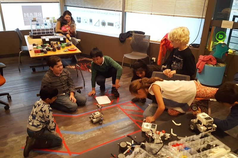 Robotics Workshop Seattle Wa Kid Events Pinterest