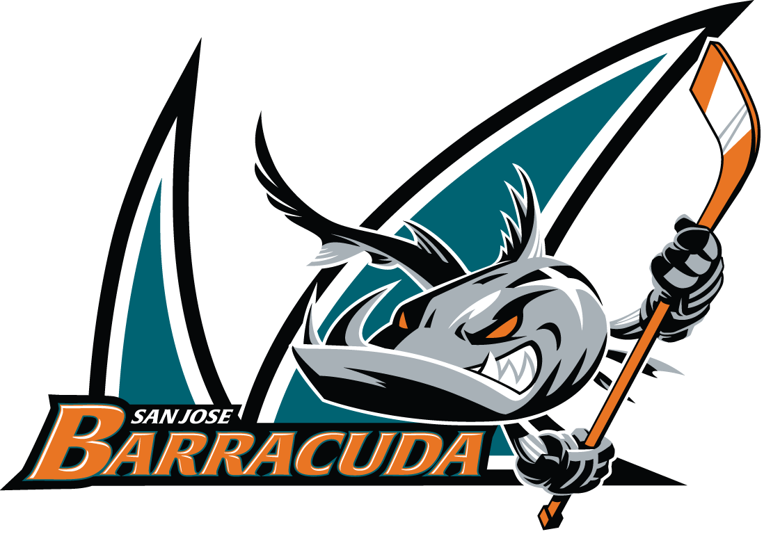 Pin sports logopng on pinterest - San Jose Barracuda Primary Logo On Chris Creamer S Sports Logos Page Sportslogos Net A Virtual Museum Of Sports Logos Uniforms And Historical Items