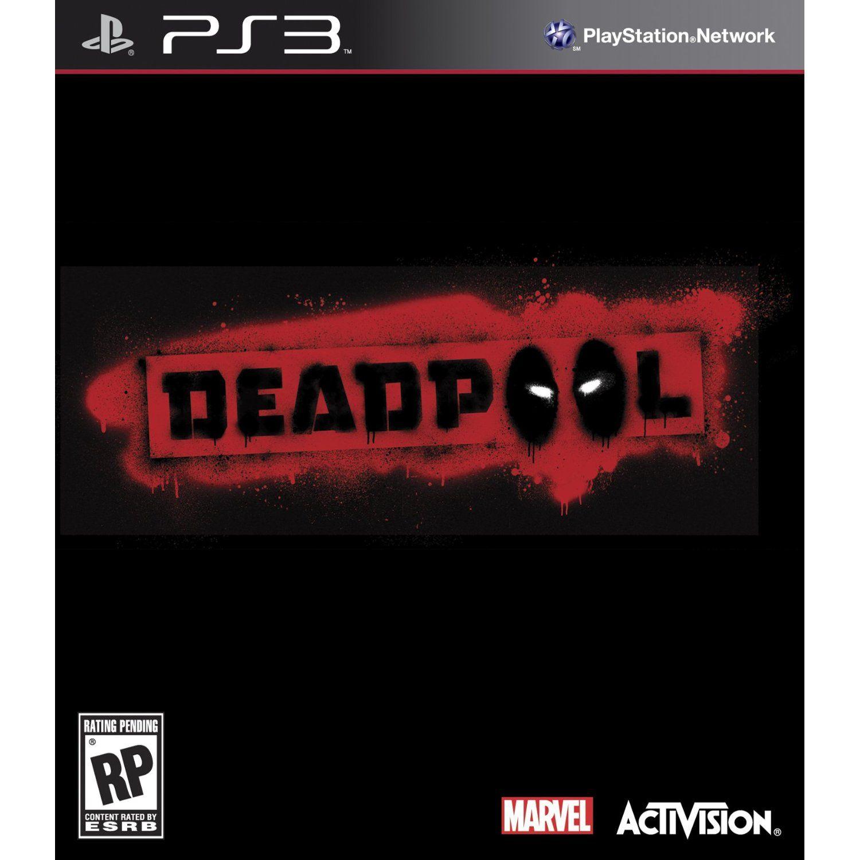 Deadpool Video Game   Geekery   Ps3 games, Playstation, Deadpool