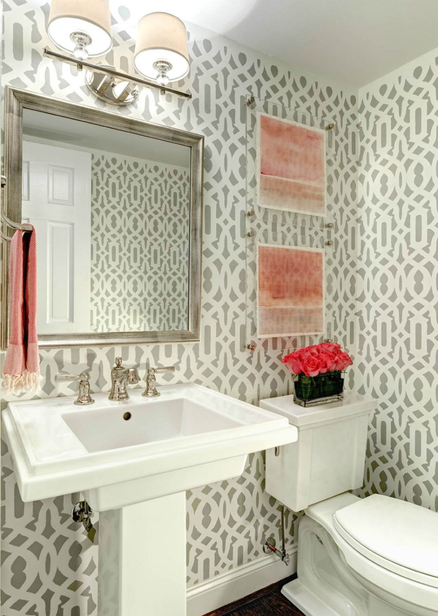 Top 10 Stunning Powder Room Decorating Ideas For 2020 Glamorous