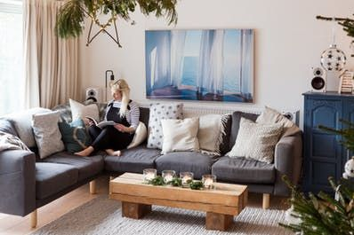 Budget Fixes For Sad Sofas That Make Them Look New Again