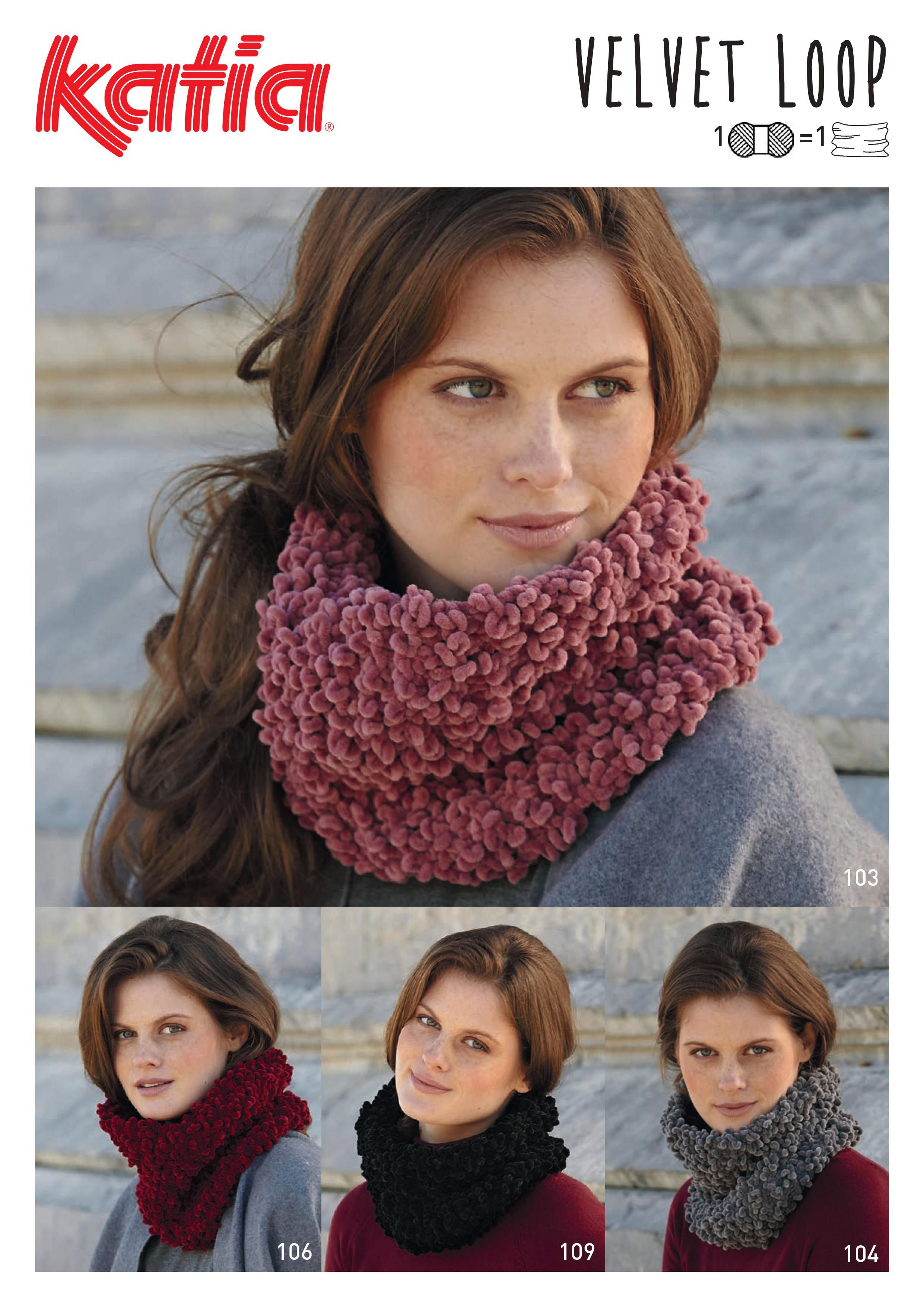Neck warmer in katia velvet loop please note needles are neck warmer in katia velvet loop please note needles are incorrectly stated in this pattern knitting bankloansurffo Choice Image