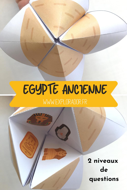 Une Cocotte En Papier Sur L Egypte Ancienne à Télécharger Explorador Egypte Ancienne égypte égypte Ancienne Pour Les Enfants
