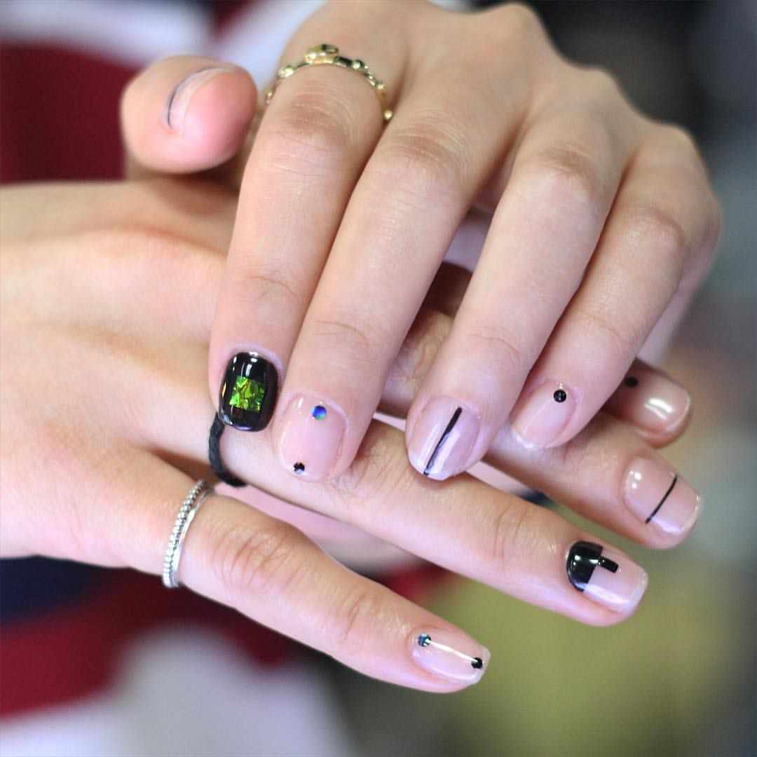 Pin de otter kana en nails | Pinterest | Belleza