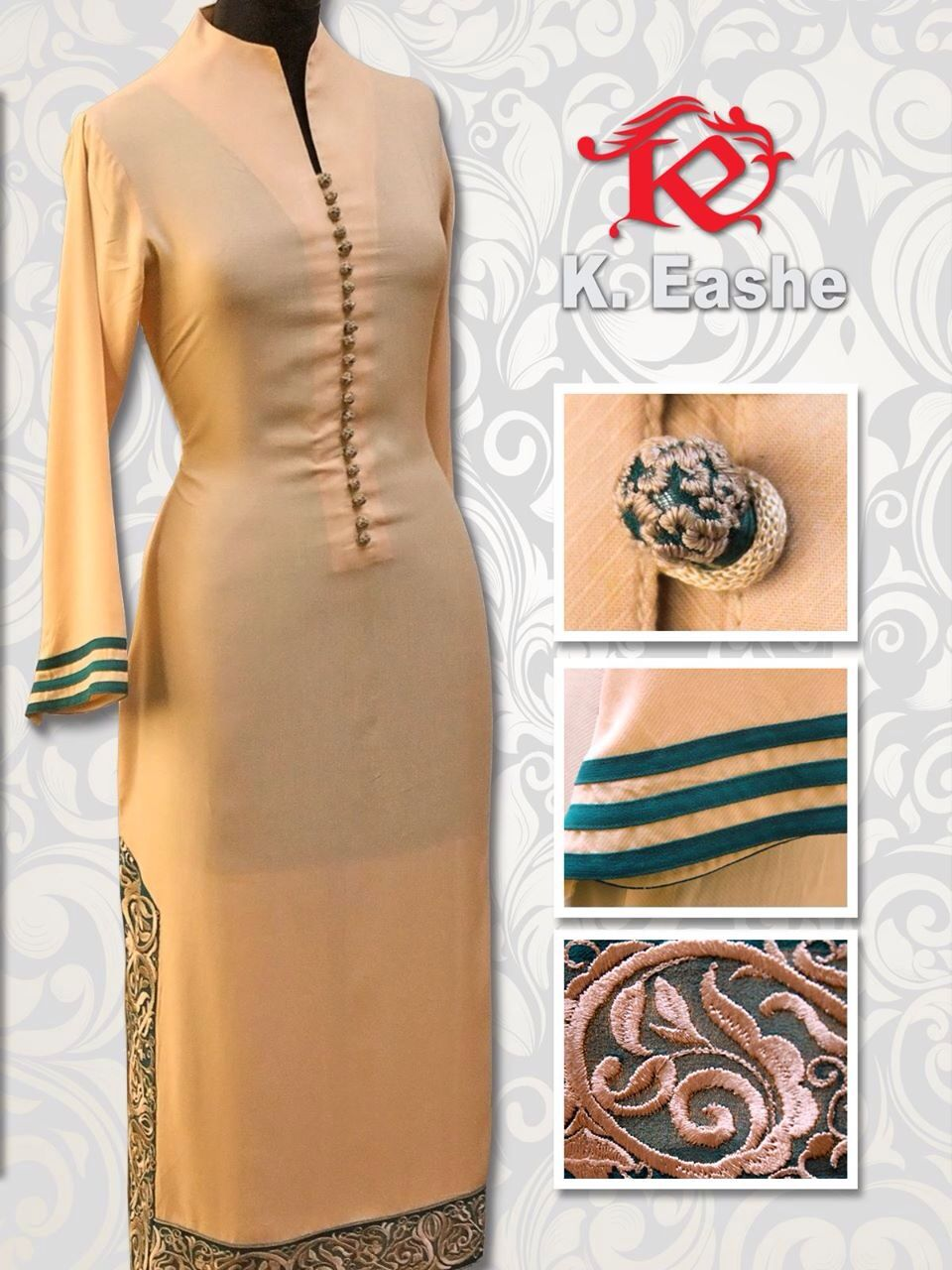 Awesome and simple fashion pinterest kurti kurtis and punjabi