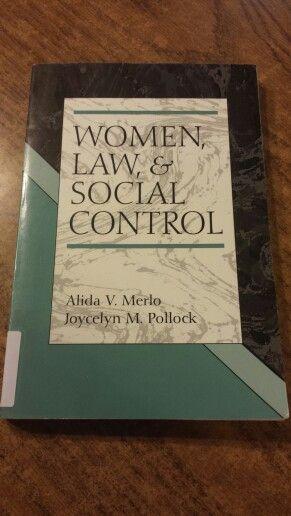 Alida V. Merlo and Joycelyn M. Pollock
