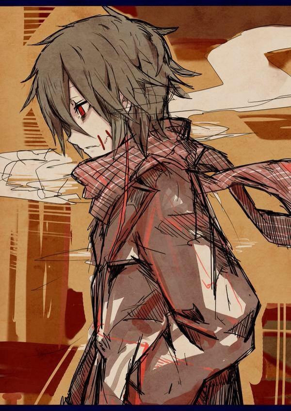 Akinashi Yuu Anime Zombie Anime Dark Anime