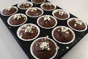 Alletiders Kogebog Kageopskrifter chokolademuffins diabetes | opskrift i 2019 | mad | pinterest