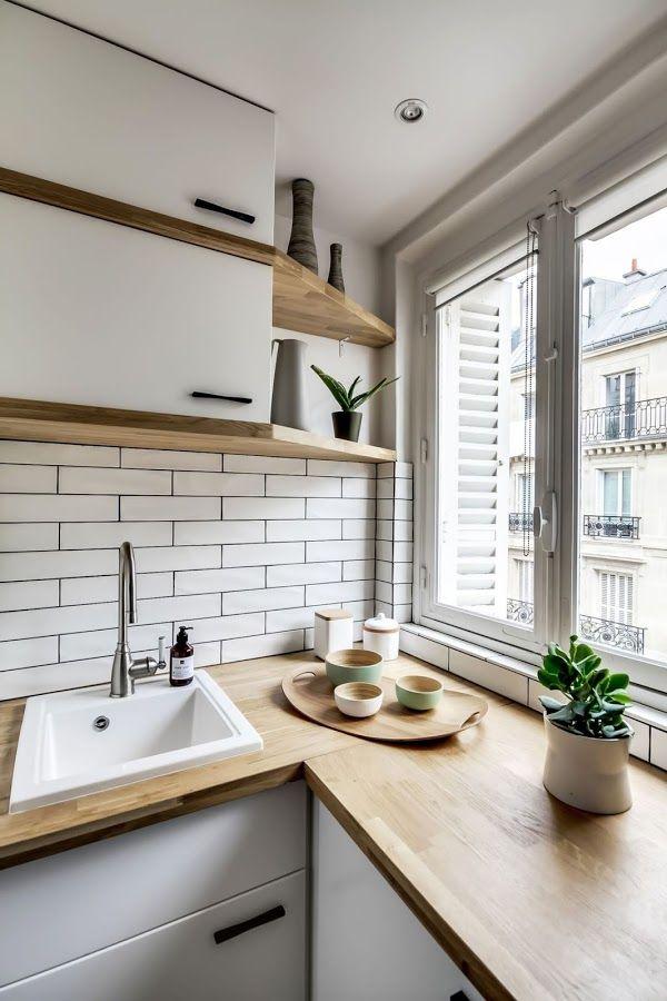 Un apartamento parisino perfecto! Apartamentos parisinos