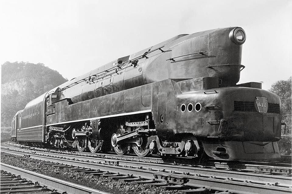 PRR T1 6111 the second prototype | Favorite Photos from the