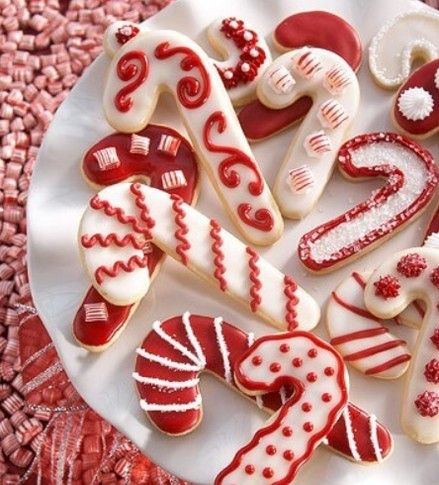 30 Most Decorated Christmas Cookies Inspirational Ideas For Christmas Party – Page 5 of 30 – Diaror Diary