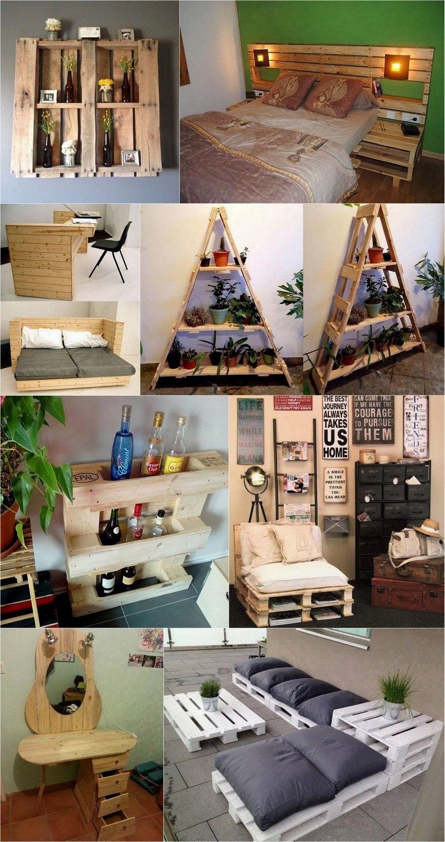 Wooden Pallets Design Ideas Wood Pallet Projects Wooden Pallet