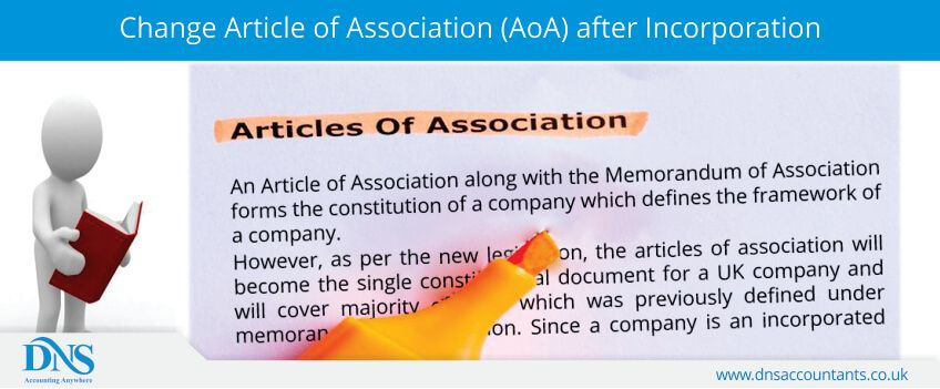 Articles Of Association Are Called As A Rule Book In A Company For