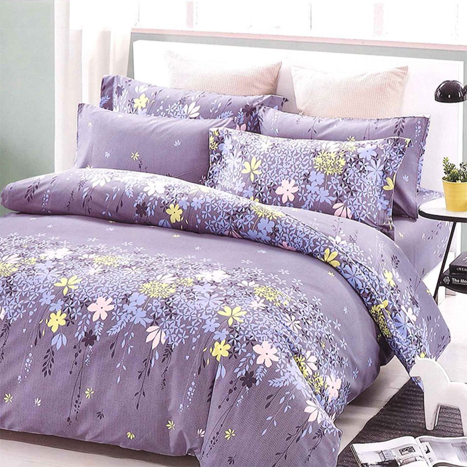 New Goods Fitted Bed Cover Sheet Bedding Comforter Sets Luxury Bed Bed Sheets Satin Bedding