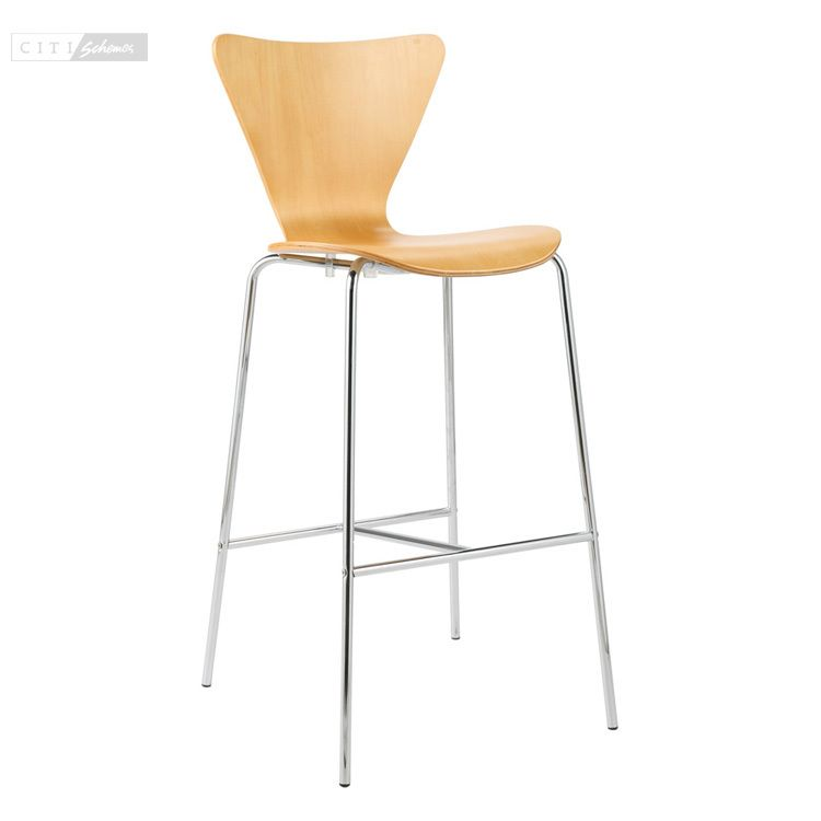 Bar and Counter Stools Eurostyle Tendy B Bar Stool