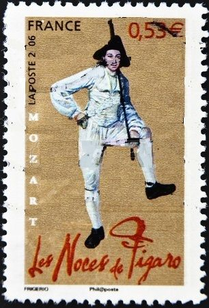 May 1 1786 Mozart S Opera The Marriage Of Figaro Premiered In