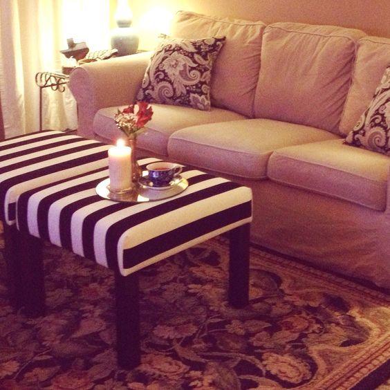Dieser kleine Tisch kostet 5,95 u20ac bei IKEA Was man damit alles - kleine tische fur wohnzimmer