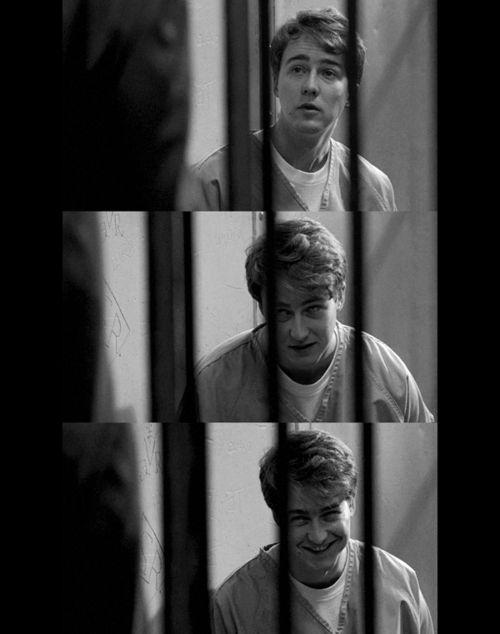 Edward Norton S Breathtaking Performance In Primal Fear Film