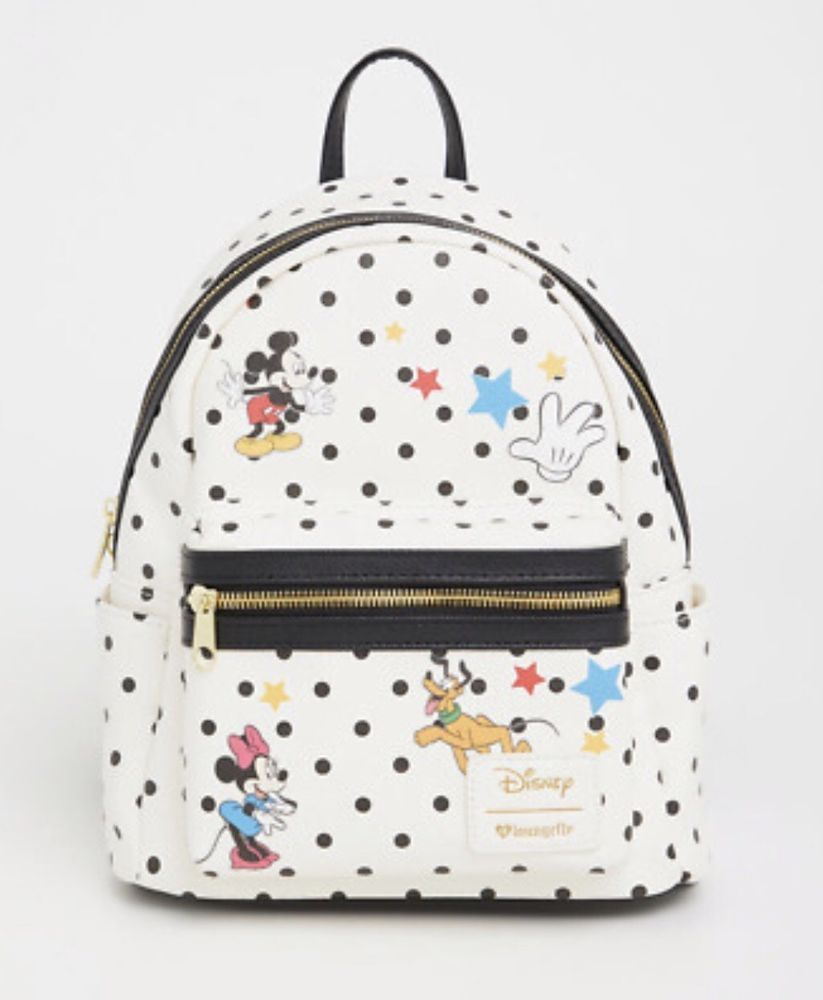 Disney Mickey And Friends Loungefly Mini Backpack (eBay Link ... 438a9e1d06d