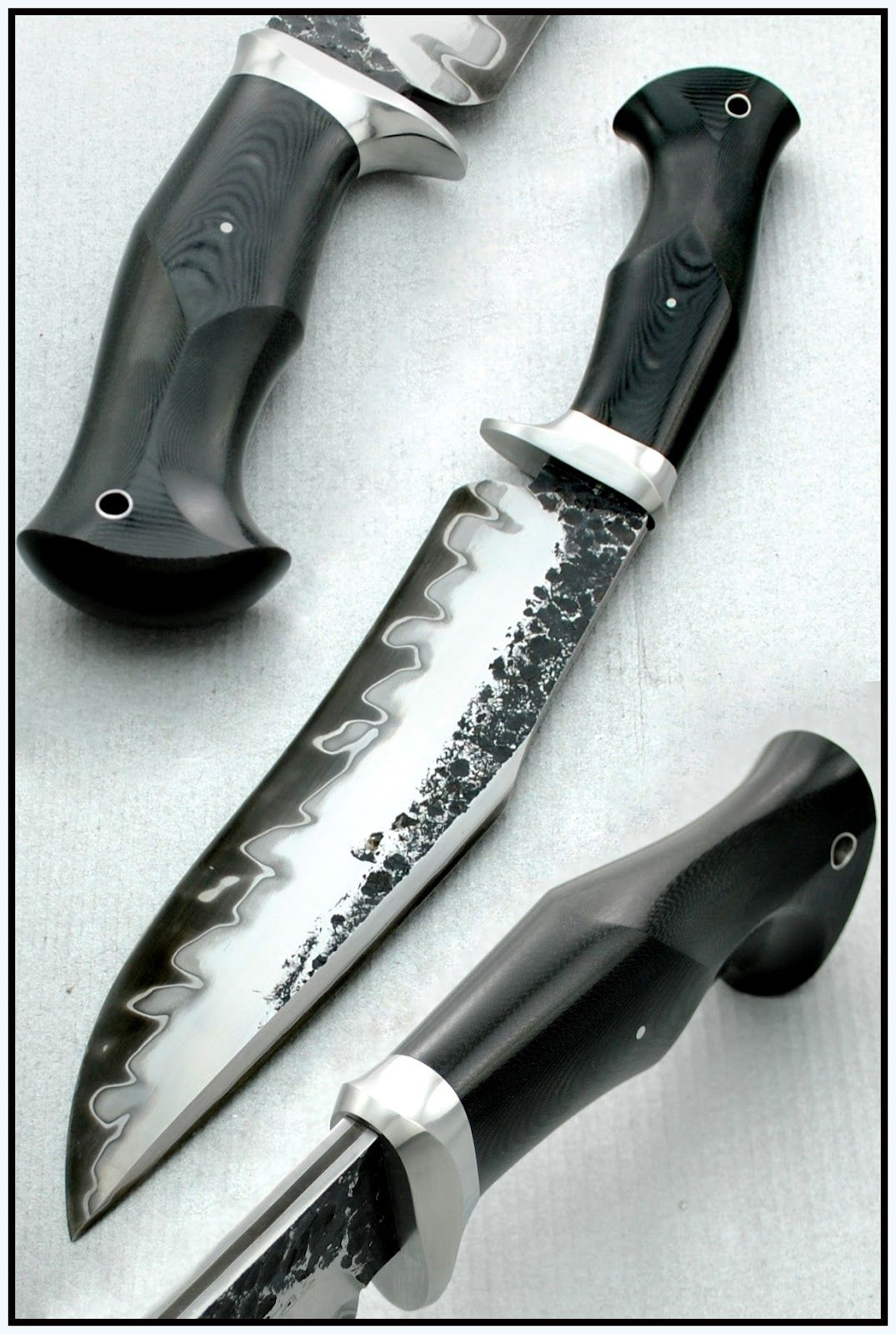 Show me your custom camp knife/chopper. - Page 33 | *Knife Designs ...