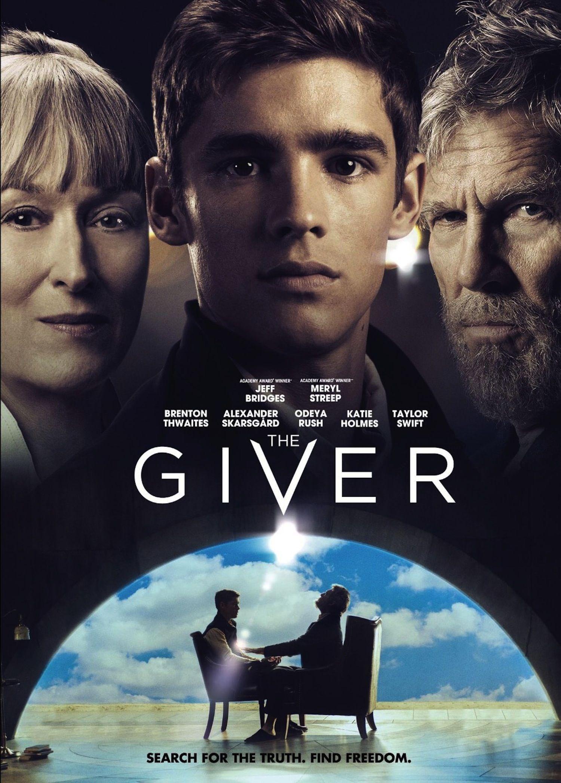 poster the giver Recherche Google Film, Films cultes