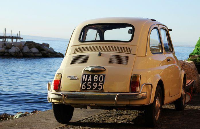 Fiat500 by Pau Glez