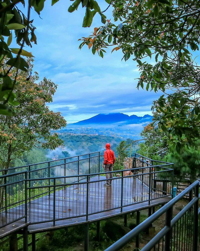Best Holiday Spots in Bandung, West Java Everywhere You