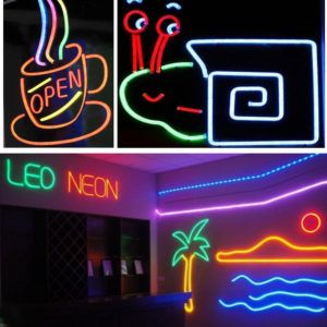 Led neon rope light flex tube fun lighting projects diy pinterest led neon rope light flex tube aloadofball Choice Image